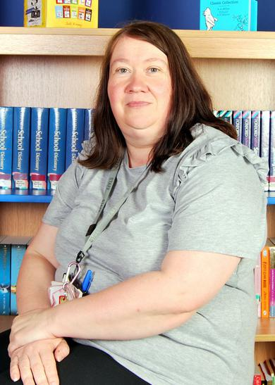 Mrs Adams - Inclusion Assistant