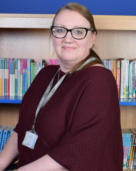 Ms Heslin - Business Manager
