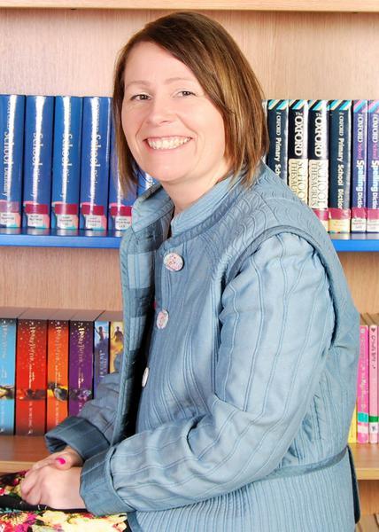 Mrs Maddox- Speech and Language TA
