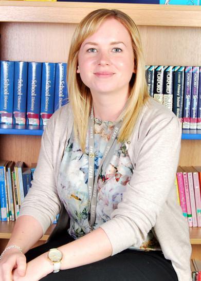 Miss Payne - Class Teacher