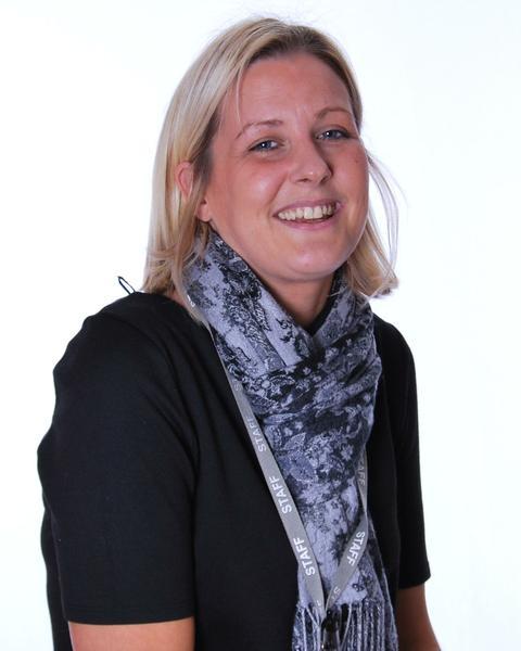 Mrs Exton - Teaching Assistant