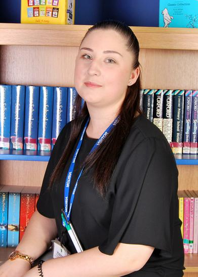 Miss Ahmed - Inclusion Assistant
