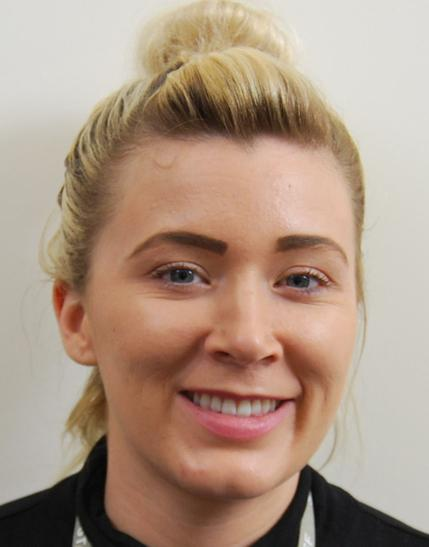 Miss Williams - Teaching Assistant