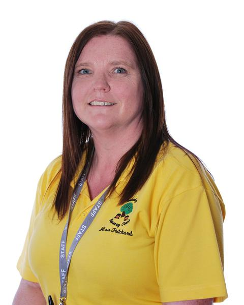 Miss Pritchard - Nursery Teaching Assistant