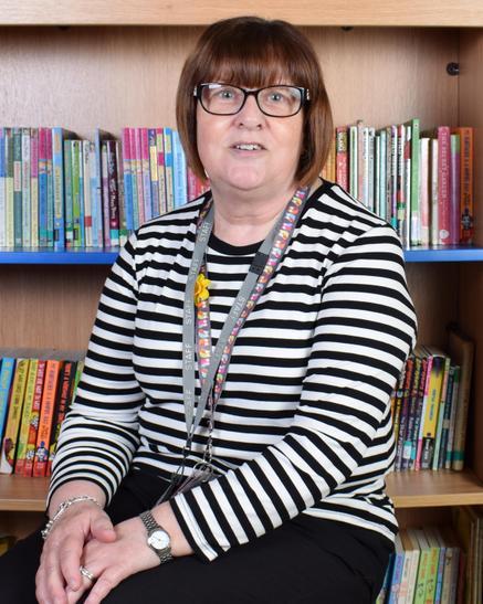 Mrs M Chester- Senior Learning Mentor