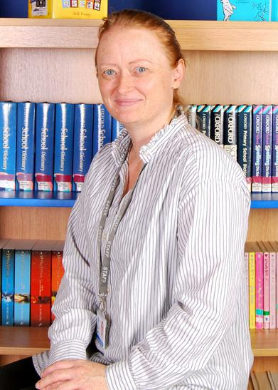 Mrs O'Keeffe - Class Teacher