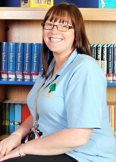 Miss Marks - Class Teacher