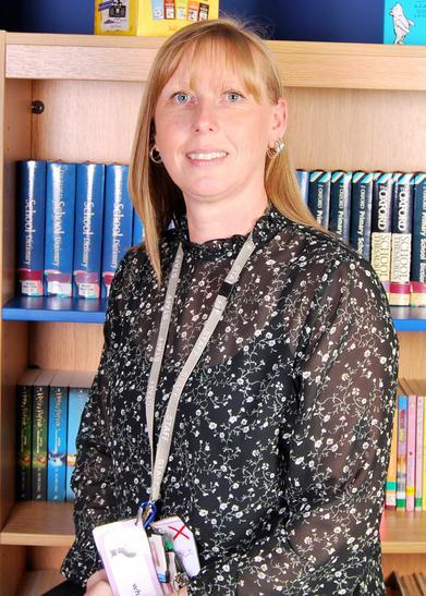 Mrs Quinn - Inclusion Assistant