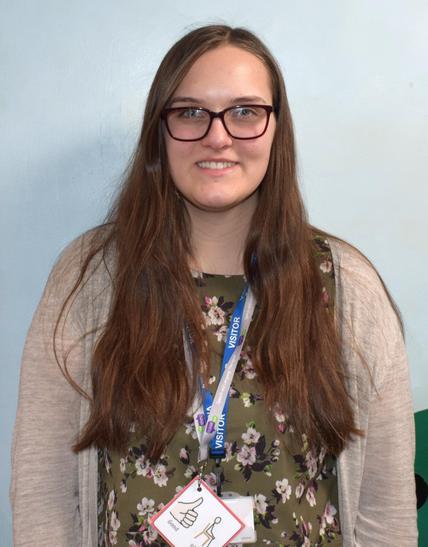 Miss Dobson - Speech & Language Therapist