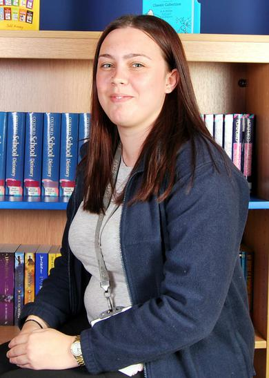 Miss McCann - Teaching Assistant