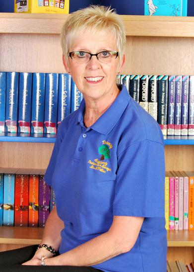 Mrs Walker - Pastoral Care Manager