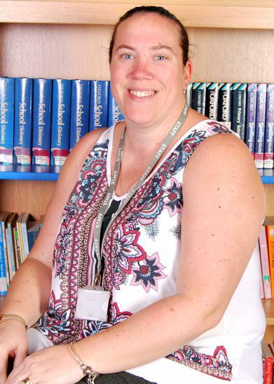 Mrs Nicklin - Class Teacher