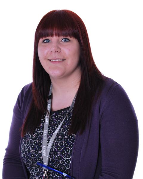 Miss Pritchard- Inclusion Assistant