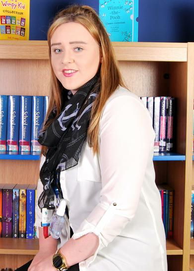 Miss Newman - Teaching Assistant