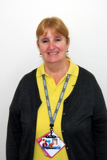 Mrs B Cabena - Nursery Teaching Assistant