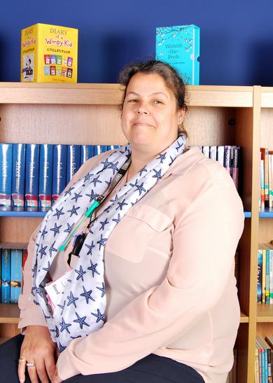Miss Mallaber - Inclusion Assistant