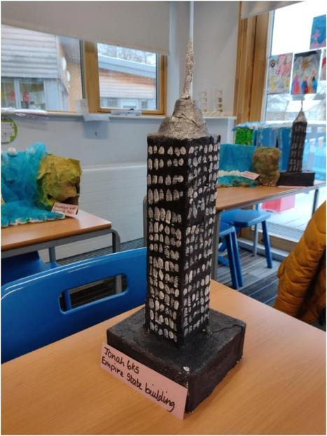 6KS KW Group 3rd - Jonah's Empire State Building