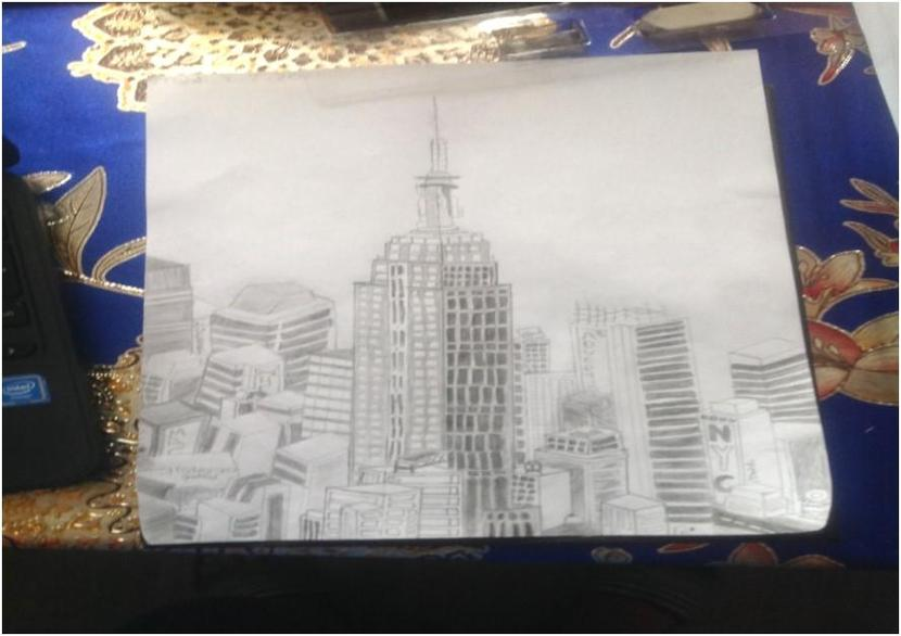 6HS/KS - 3rd Mahdi's Empire State Building