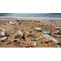 Rubbish is regularly washed up on our beaches
