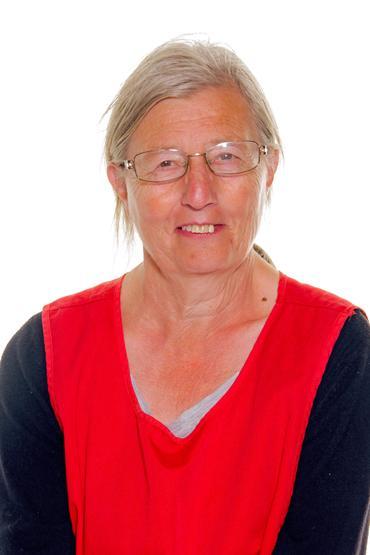 Mrs B Martin, Midday Supervisor