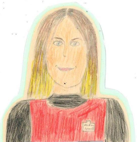 Miss Kilburn, Midday Supervisor