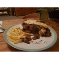 Evie's Steak pie