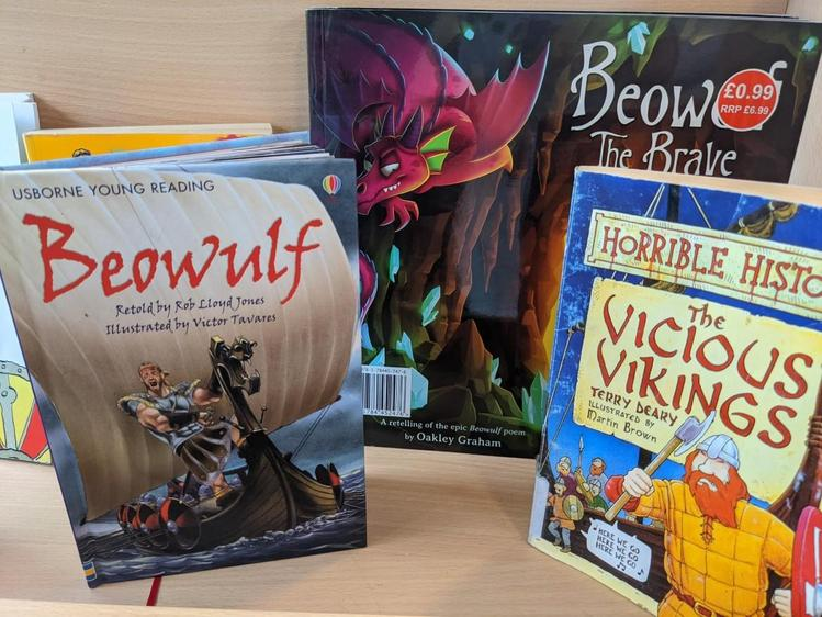 Some great books we've been reading