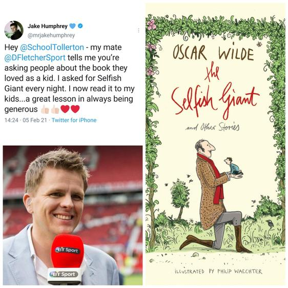 Jake Humphrey is a famous television presenter and journalist