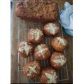 Louella's cakes