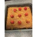 Daniel M's cake