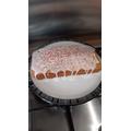 Evan's cake