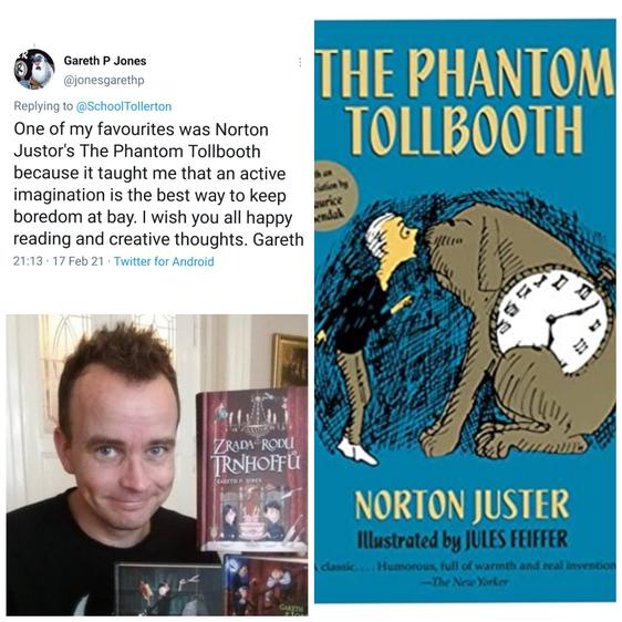 Gareth P Jones is an author who has written amazing books like the Dragon Detective Agency