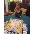 Enjoyed playing board games