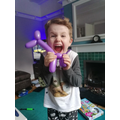 I have been making balloon animals