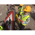 Choosing safety signs