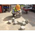 Stacking the bricks carefully