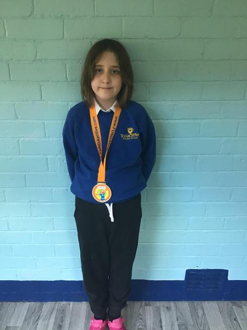 Well done Sophie!