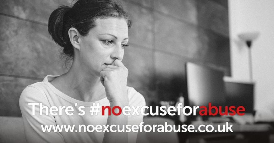 For more information visit: www.noexcuseforabuse.co.uk .