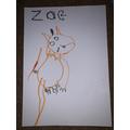 Ava's Zog picture