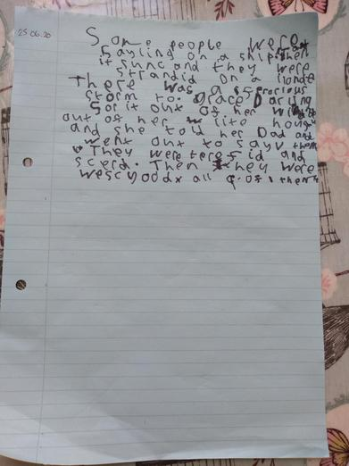 A super recount, Emily!