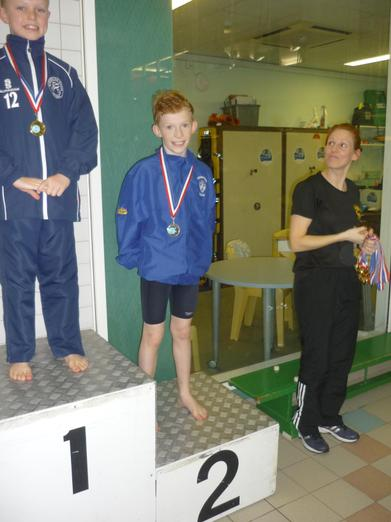 2nd in the frontcrawl