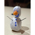 Violet's Olaf from Frozen