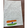 Jacob's fact file on India
