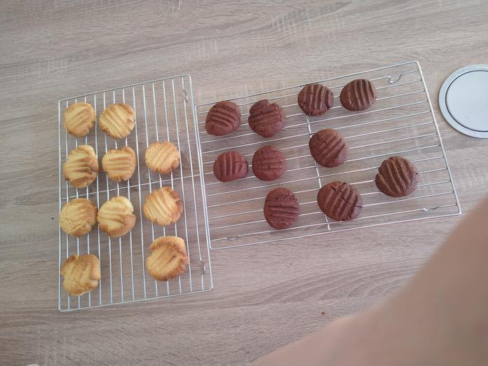 Ben's delicious biscuits