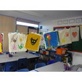 Lovely designs by Class 3L!