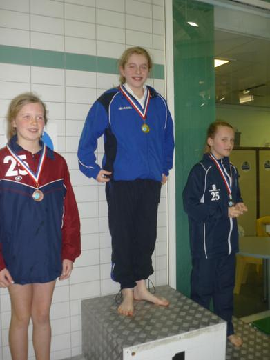1st in the frontcrawl