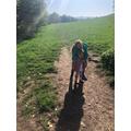 Lovely spring walk