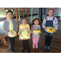 Our cake competition winners!