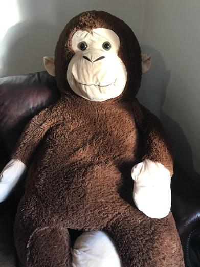 Odd - 1 large teddy!