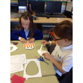 Making Pirate Puppets!